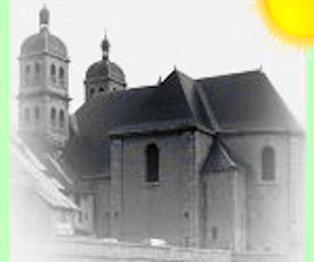 Eglise en Briançonnais